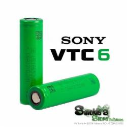 SONY VTC6 18650 3000mah 30A