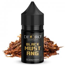 Deoro - Golden Blast Black mustang - Vape Shot 10+20