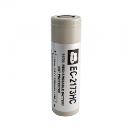 EnerCig EC-2173HC 21700 3050mAh (35A) senza pin