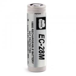 EnerCig EC-28M 18650 2800mAh - senza pin