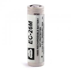 EnerCig EC-26M 18650 2600mAh - senza pin