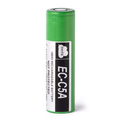 EnerCig EC-C5A 18650 2600mAh senza pin
