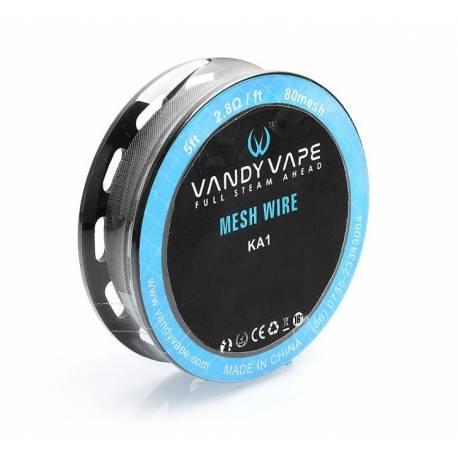 Vandy Vape Kanthal Mesh Wire K1 - 80mesh