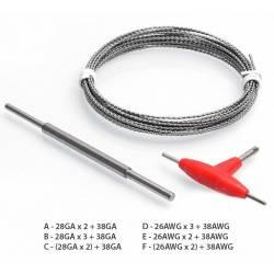 Demon Killer Flame Wire Ni80
