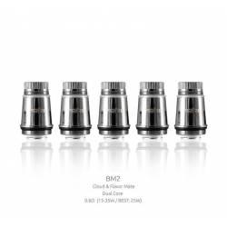 Smok resistenza BM2 per Brit - 0.6ohm - 5pz