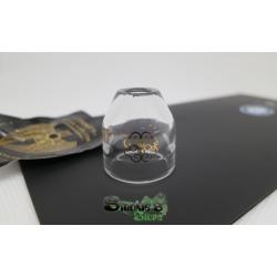 TRINITY Glass Cap per DotRDA 24mm