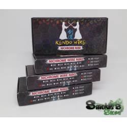 Kit KENDO filo + cotone Ni80 30G 30f