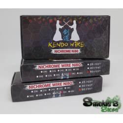 Kit KENDO filo + cotone Ni80 38G 50f