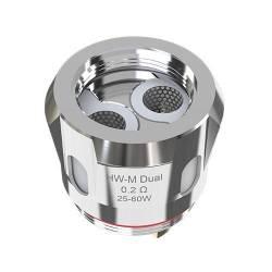 iSmoka Eleaf resistenza HW-M Dual - 0.2ohm - 5pz