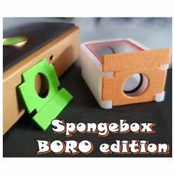 Spongebox BORO edition Billet Box