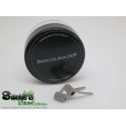 3 CORE STAGGERED FUSED CLAPTON - BADCOILBUILDER
