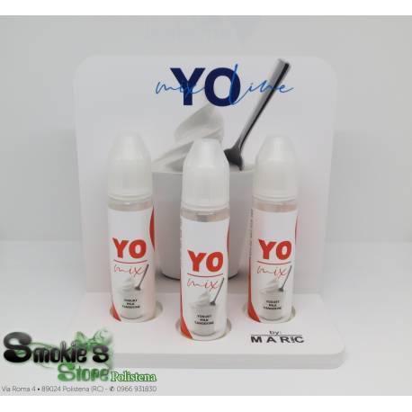 YO mix Milk Tangerine - Vape Shot 20ml